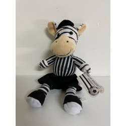 Peluche zebra